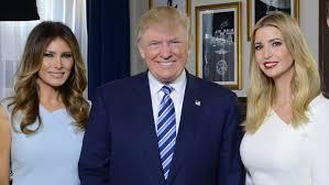 Melania And Ivanka Trump Catch Heat For International