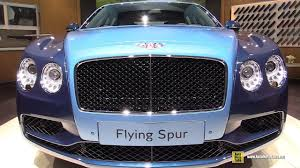 2018 bentley flying spur speed. modren bentley 2018 bentley flying spur mulliner  exterior and interior walkaround 2017  frankfurt auto show inside bentley flying spur speed