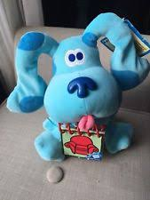 mailbox blues clues plush. Blues Clues Plush Stuffed Animal 8 Mailbox
