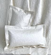 King Size White Cotton Pillow Shams King Size White Quilted Pillow ... & King Size White Cotton Pillow Shams King Size White Quilted Pillow Shams  King Size Pillow Shams Adamdwight.com