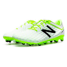 new balance indoor soccer shoes. new balance visaro pro fg soccer cleats (white/toxic) indoor shoes 2