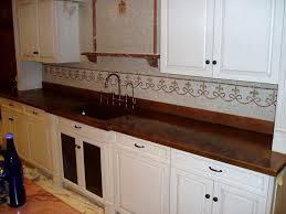 copper countertops inexpensive durable countertops copper for countertops