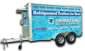 Refrigerated Truck, Van, Trailer Rentals, Reefer, Fleet, Thermo King