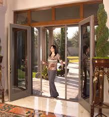 retractable screen patio. Retractable Screens Patio Screen Doors Windows With Phantom Door Design 12