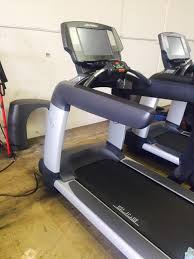 life fitness 95t mercial ene treadmill call now for lowest