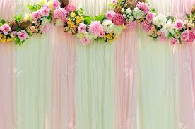 Wedding Photo Background Romance Wide Scene Wedding Background Decoration