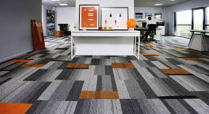 office flooring tiles. black blue carpet tiles design for bat new home office flooring