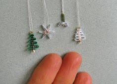 How to make a miniature Christmas wreath | Miniature christmas ...