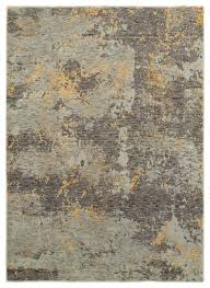 oriental weavers evolution gray gold abstract 8025b area rug contemporary area rugs by plushrugs
