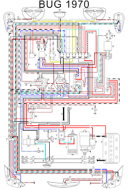 buggy vw tech article 1970 wiring diagram in vw bug carlplant simple dune