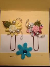 Flower Paper Clips Altered Paper Clips Paper Clip Art Paper Clips Diy Paper
