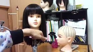 大家族の為に美容師が教える 女の子 子供のセルフヘアカット方法 動画