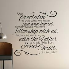 verse wall stickers scripture wall art home design ideas wall art wall decor verse wall stickers