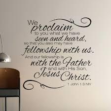 verse wall stickers scripture wall art home design ideas wall art wall decor verse wall