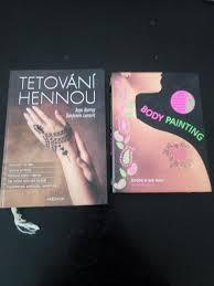 Tetování Hennou A Body Painting Aukro