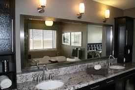 Bathroom Framed Bathroom Mirrors Oval Bathroom Mirror