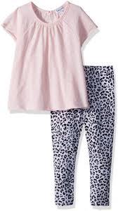 Splendid Toddler Girls Tunic Set Seafoam Pink 4t Buy