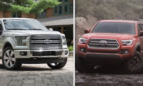 Ask TFLtruck: Which Truck Should I Buy, Toyota Tacoma vs Ford F ...