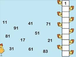 Counting By Tens Interactive Smart Board Activity Pbs
