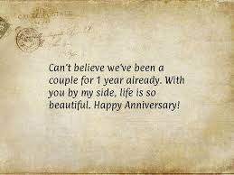 40 Anniversary Quotes For Him And Her With Images Good Morning Quote Interesting One Year Anniversary Quotes