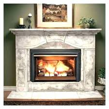 free standing vent free gas fireplace vent free natural gas fireplace free standing gas fireplace modern