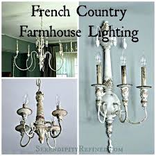 country style chandelier lamp shades rustic kitchen light fixture lighting french fixtures k