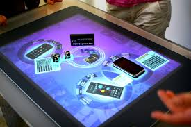 Interactive Coffee Table Microsoft Coffee Table Tablet Coffee Addicts