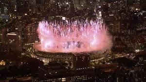 انطلاق حفل افتتاح أولمبياد طوكيو 2020 ووصول الشعلة إلى محطتها الأخيرة -  اخبار عاجلة
