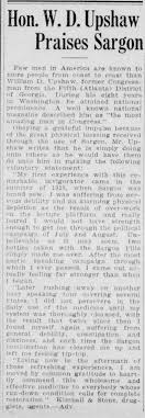william branham and congressman upshaw the klan defender seek the fiery cross 14 1923 upshaw bragging of saving the ku klux klan in klan newspaper the times thu 5 1927