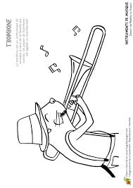 Coloriage Animaux Et Instruments De Musique Imprimer Page 1