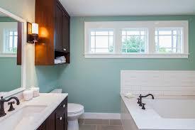transitional bathroom ideas. Beautiful Bathroom Design With Teal Ideas: Subway Tile Backsplash In Cozy Transitional Ideas T