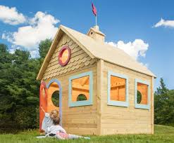 cedarworks eco friendly playhouses encourage outdoor play year round