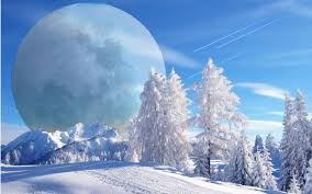 january winter background. Exellent Winter Winter Fantasy  Background In January N