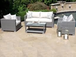 lovable grey wicker chairs with grey rattan patio furniture