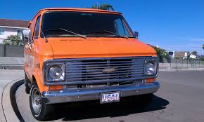 cycle zombies blog: FOR SALE 1976 Chevy G10 Survivor