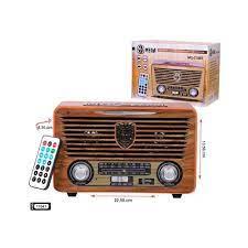 Mega MG-215BT Nostaljik Radyo Fiyatları