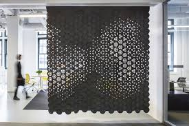Small Picture Link by Gensler and FilzFelt Brings Color and Texture to Screens