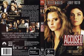 the accused movie dvd cd cover dvd cover front covers the accused 1988 r2