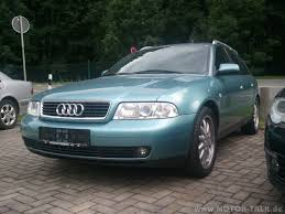 1995 Audi A4 Avant 2.6 quattro related infomation,specifications ...