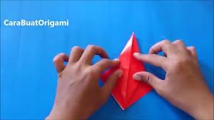 Cara membuat origami burung walet terbang jauh dan lurus cara membuat origami burung elang terbang lama dan jauh my. Cara Membuat Origami Burung Bangau Vidio Com
