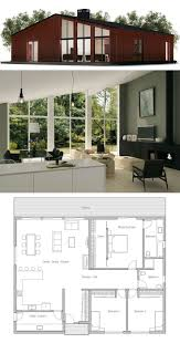 Small 3 Bedroom House Floor Plans 17 Best Ideas About Small House Plans On Pinterest Small Home