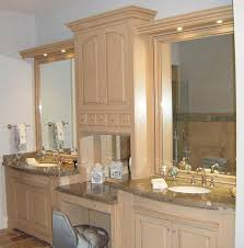 Custom Master Bathrooms Beauteous Custom Bathroom Cabinets Charles R Bailey Cabinetmakers