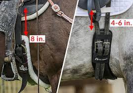Girth Size Chart Horse Faqs