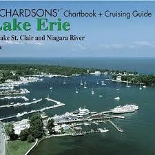 Richardson Charts Lake Erie Richardson Chartbook Cruising Guide 7th Edition