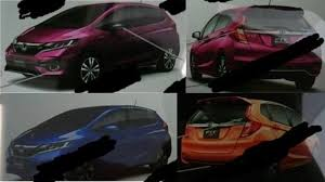 2018 honda jazz facelift. beautiful jazz moving to the side jazz appears remain largely unchanged save for  new set of alloy wheels with different design the back too looks same  to 2018 honda jazz facelift