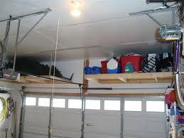 woodwork diy garage overhead storage plans plans pdf