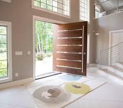 wooden front doorwoodenfrontdoorwithglassslats