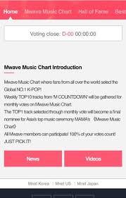 Vote Mwave Music Chart Very Important Got7 Amino