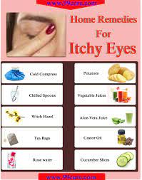 home remes for itchy eyes getatoz