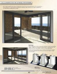 the many qualities of the max sliding door system offer clients peace of mind when choosing